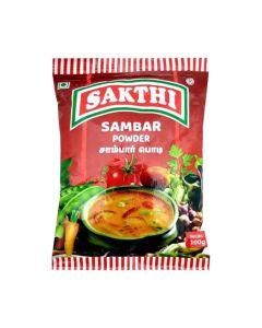 SHAKTI SAMBAR POWDER 100G