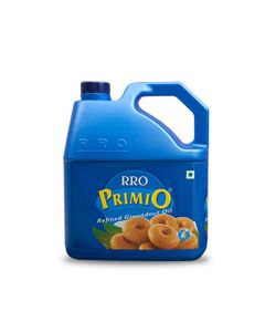 RRO PRIMIO REFINED GROUNDNUT OIL 5LTR