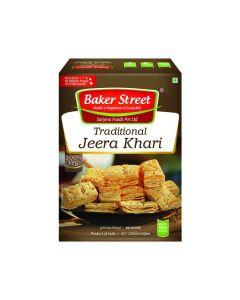 BAKER STREET JEERA KHARI BISCUITS 150G
