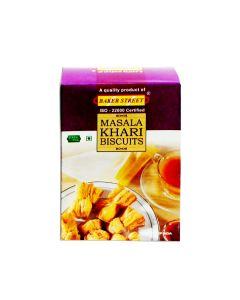 BAKER STREET MASALA KHARI BISCUITS 200G