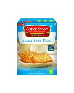 BAKER STREET SUGAR FREE TOST 200GM