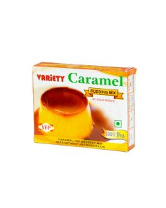 VARIETY CARAMEL PUDDING MIX 90GM