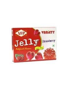 VARIETY JELLY STRAWBERRY 90G