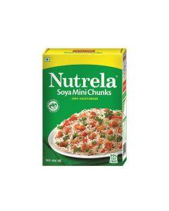 NUTRELA SOYA MINI CHUNK GREEN 200GM