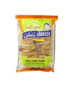 EVERGREEN TEA TIME PURI 180GM