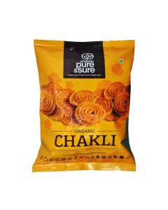 ORG PURE AND SURE CHAKLI 200GM