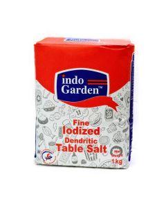 INDO GARDEN IODIZED SALT POUCH 1KG