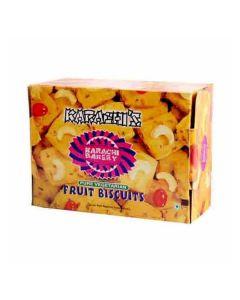 KARACHI BAKERY FRUIT BISCUIT 500 GM
