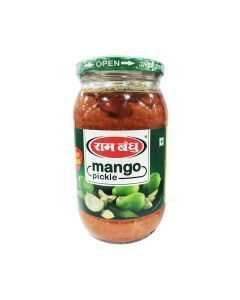 RAM BANDHU MANGO PICKLE  400 GM