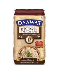 DAWAT BROWN BASMATI RICE 1KG