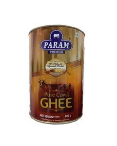 PARAM COW GHEE 800GM