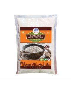 PEACOCK BARNYARD MILLETS FLOUR 500GM