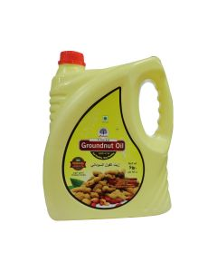 Peacock Groundnut oil 5 ltr