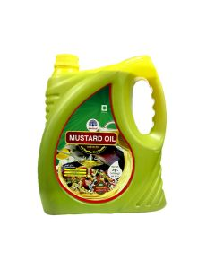 Peacock Mustard oil 5 ltr
