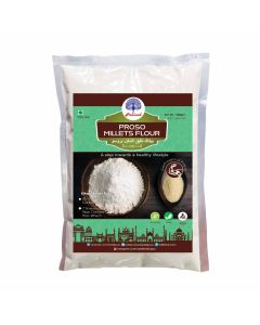 PEACOCK PROSO MILLETS FLOUR 500GM