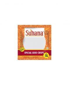 SUHANA SPECIAL UDID CRISPS NO.7 PAPAD 200G