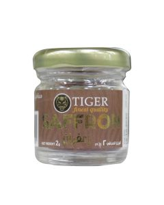 TIGER 2GM JAR SAFFRON