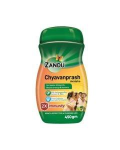 ZANDU CHYAVANPRASH 450GM