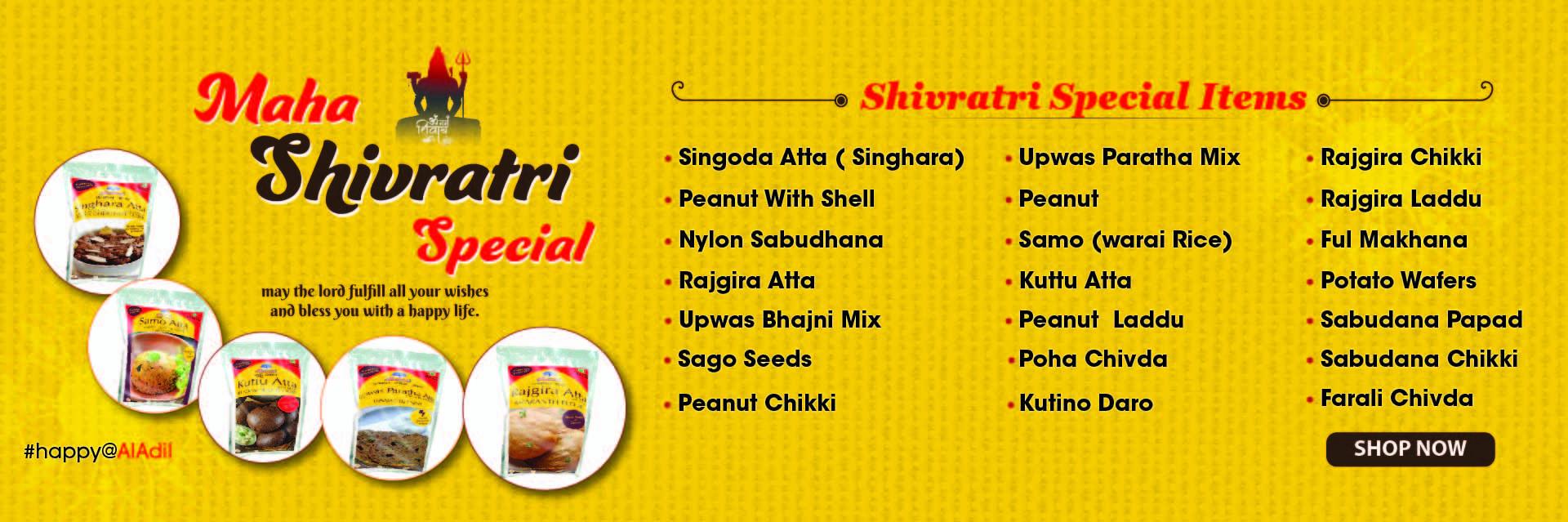 Shivratri promotional